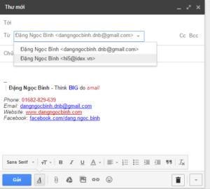 goi tu gmail