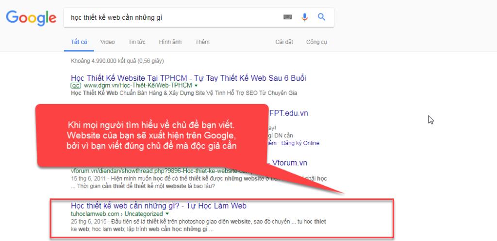huong dan seo google